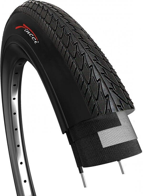Fincci Slick 26 x 1.50 40-559 Road Tyre