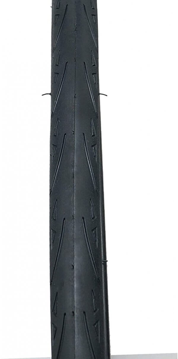 Fincci Slick 700 x 25c 25-622 Road Tyre 60 TPI with Antipuncture Protection