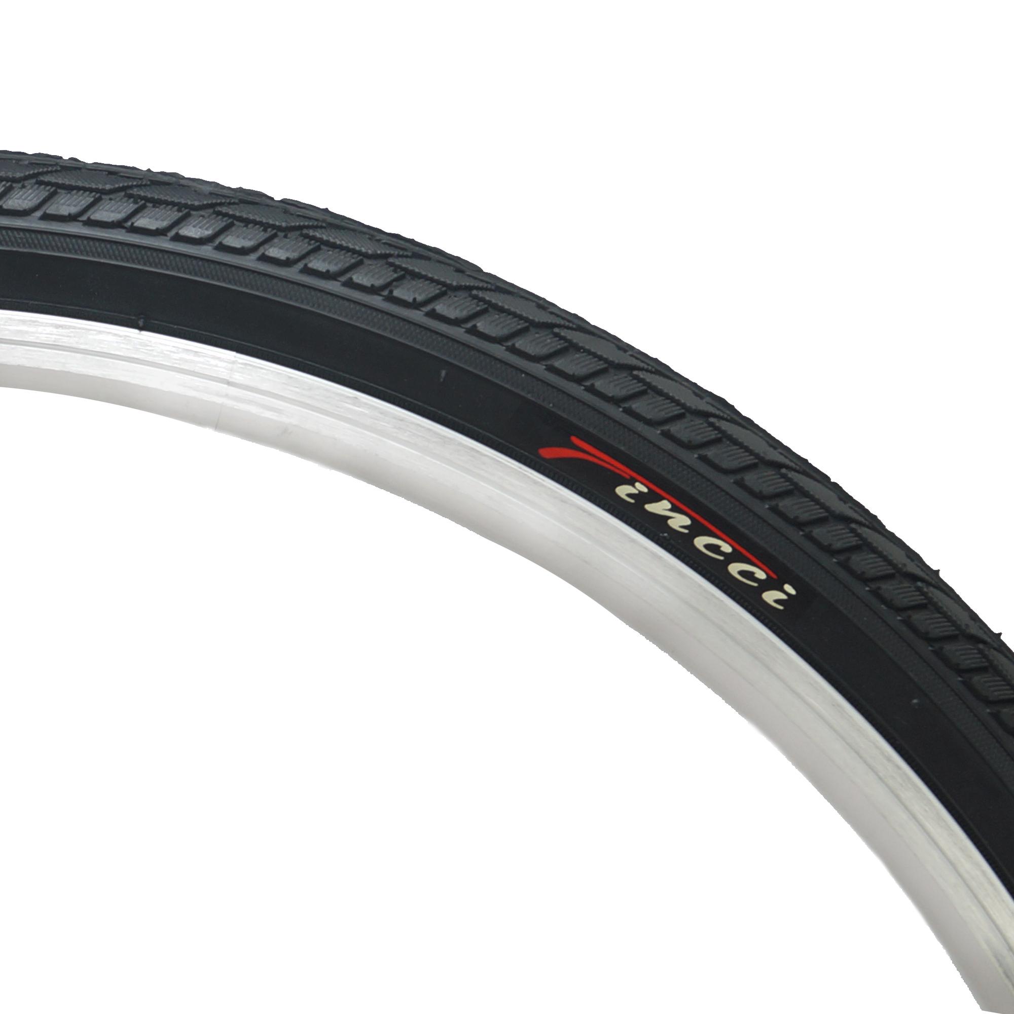 Fincci Road Mountain Hybrid Bike Bicycle Tyre Tyres 26 X 1 3//8 37-590