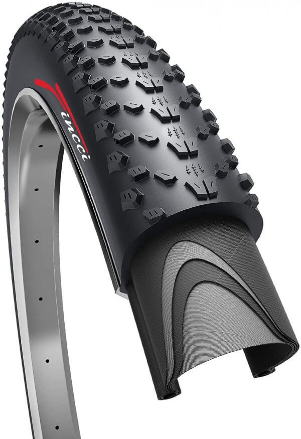 Fincci 26 x 1.95 50-559 Foldable MTB Tyre