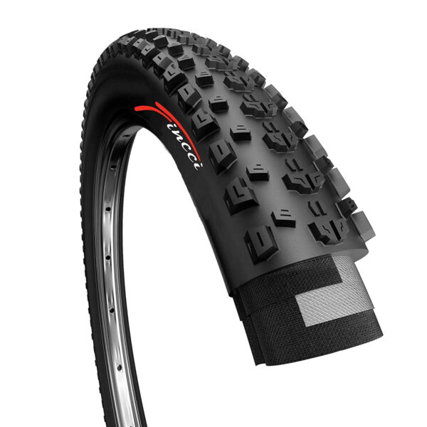 Fincci 27.5 x 2.35 60-584 Foldable MTB Tyre