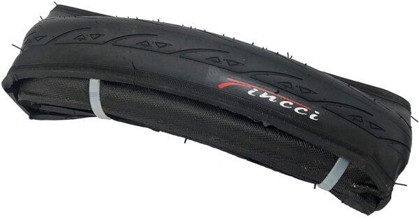Bike Tyre 700-25c Foldable Road 120TPI-5