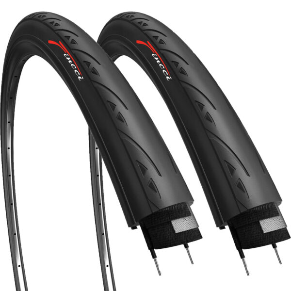 Bike Tyre 700 x 25c 25-622 Road 60TPI-2